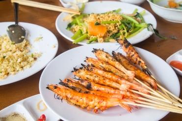 A Seafood Feast